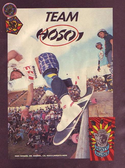 Monty's Hosoi Ad