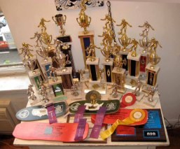 Rob's Trophies