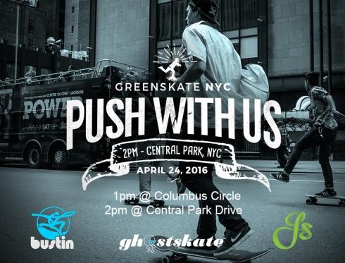 Green Skate 2015